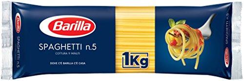 バリラ スパゲッティ NO.5 1Kg