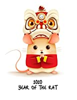 2020 Year Of The Rat: Chinese New Year Weekly Planner