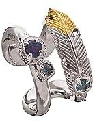 [アルテミスクラシック]Artemis Classic Felice Collection フェザーダブル リング 14号 メンズ 指輪 シルバー 925