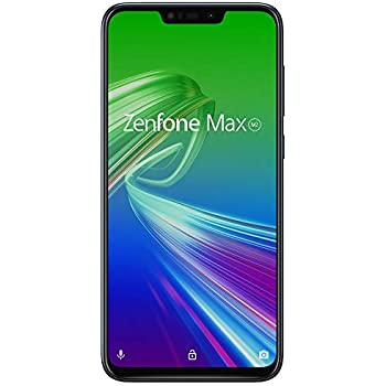 ASUS ZenFone Max M2 【日本正規代理店品】 6.3インチ / SIMフリースマートフォン / ミッドナイトブラック (4GB/32GB/4,000mAh) ZB633KL-BK32S4/A
