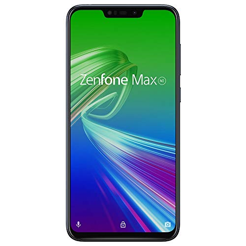 ZenFone Max M2 【日本正規代理店品】 6.3インチ / SIMフリースマートフォン / ミッドナイトブラック (4GB/32GB/4,000mAh) ZB633KL-BK32S4/A