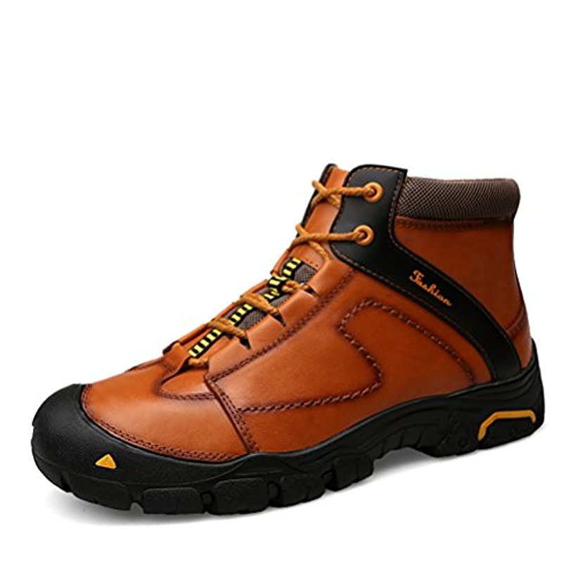 絞る処方する変動する[ラモイ] Iamoy 登山靴 メンズ トレッキングシューズ 防水 レディース ハイキングシューズ アウトドアシューズ 登山 シューズ