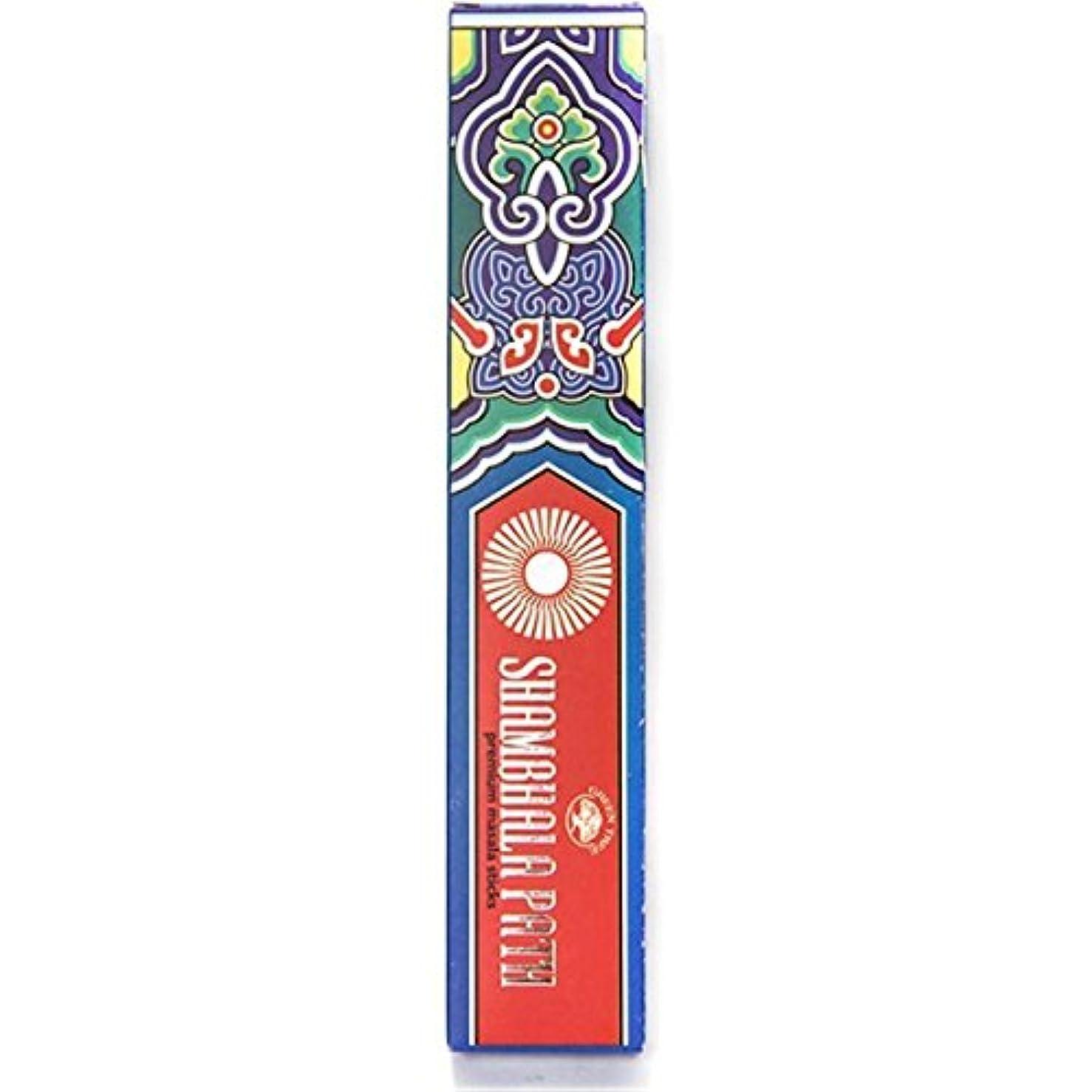 シリング露出度の高いメーカーShambhalaパスIncense Sticks – Byグリーンツリー – ボックスof 12パック