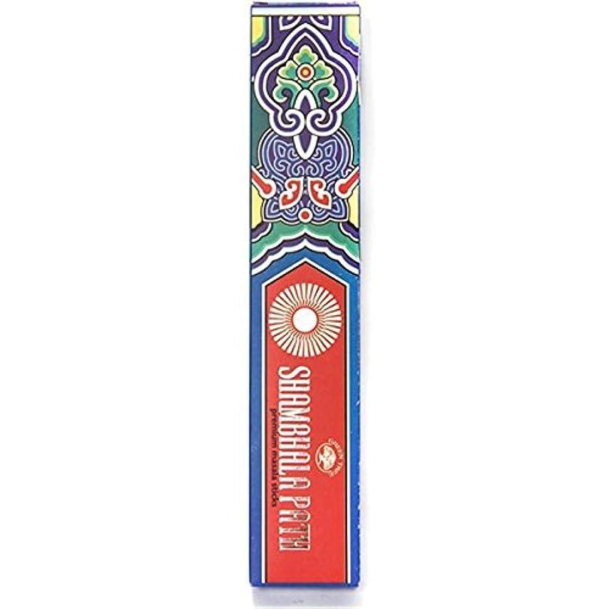 表面的なビーズ大胆不敵ShambhalaパスIncense Sticks – Byグリーンツリー – ボックスof 12パック