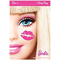 Barbie All Doll'd Up Treat Bags バービーはすべてのトリートバッグアップDoll'd?ハロウィン?クリスマス?