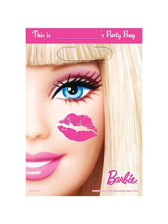 Barbie All Doll'd Up Treat Bags バービーはすべてのトリートバッグアップDoll'd?ハロウィン?クリスマス?