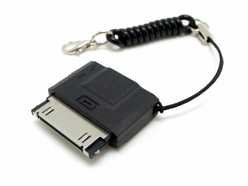 Galaxy Tab シリーズ用 充電 microUSB変換アダプタ(切り替えスイッチ付き)
