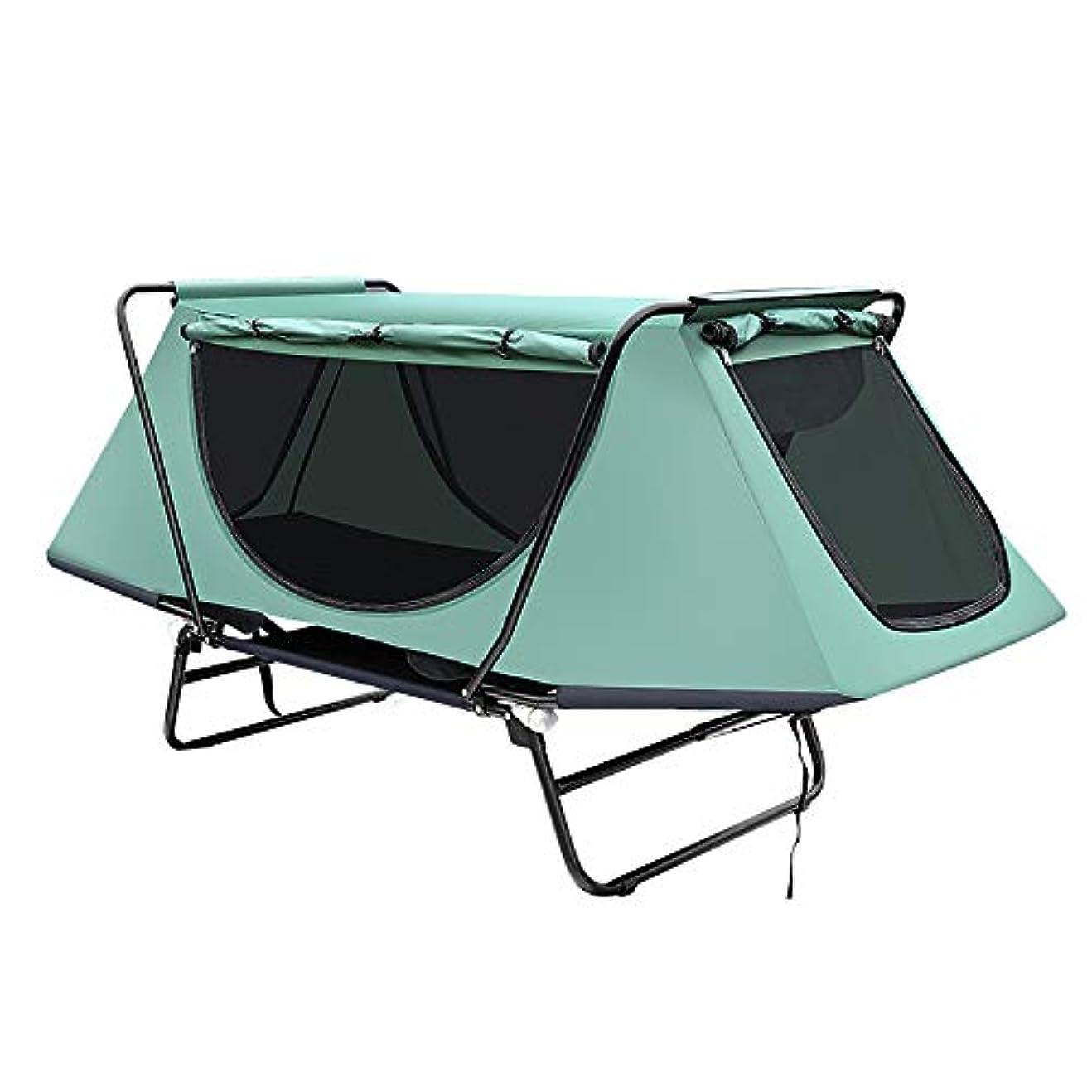 素晴らしい農学規則性XBR免許証は、多機能の個人の人々のために床防水と冷房外休憩折り钓鱼屋上顶用地価(深緑色)を構築します。