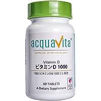 acquavita(アクアヴィータ) ビタミンD1000 60粒