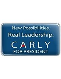 Carly For President New Possibilities Real Leadership Fiorina Metal Lapel Hat Pin Tie Tack Pinback