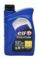日産 ルノー車用 エンジンオイル elf エボリューション RN-TECH 化学合成油 SL/CF 5W-30 1L KLRJ0-05301