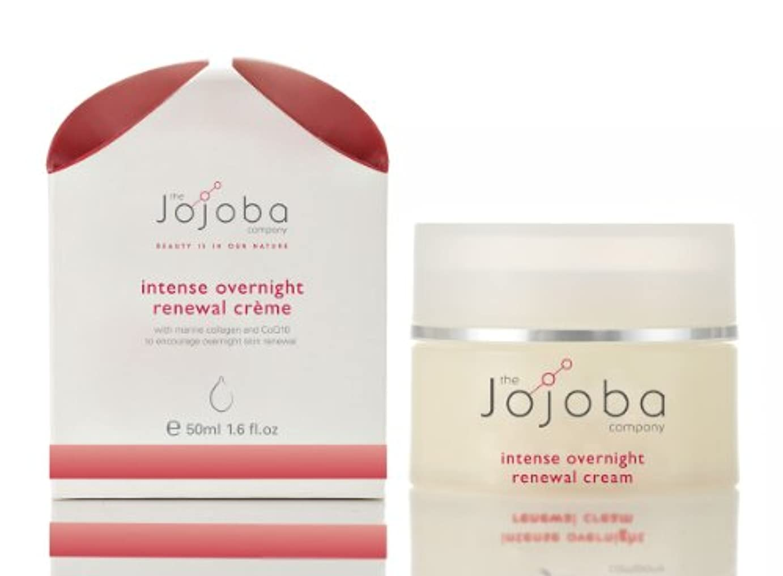 ディスカウント利点海洋the Jojoba Company オーバーナイトクリーム 50ml