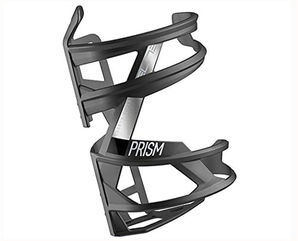 を通して立ち寄るカイウスELITE(エリート) PRISM(プリズム)カーボン ボトルケージ [カーボンマット/ブラック (右モデル)]