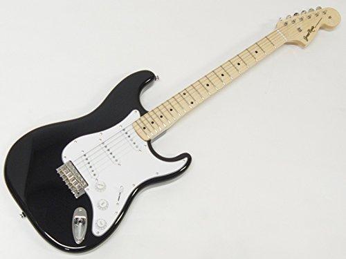 GrassRoots G-SE-58M/SC BK スキャロップ 指板 ストラトタイプ エレキギター