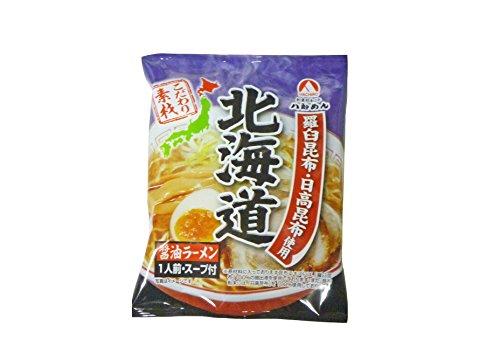 こだわり素材 北海道 醤油ラーメン 1食入
