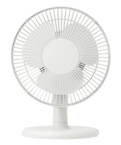 ±0(プラマイゼロ) 扇風機 コンパクトファン Compact Fan XQ...