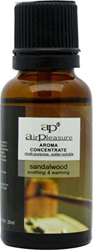 水溶性アロマオイル multi-purpose サンダルウッド アロマディフューザー 空気清浄機 加湿器用 (20ml)