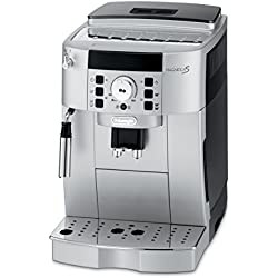 DeLonghi Magnifica S Fully Automatic Coffee Machine - ECAM 22110SB - Silver