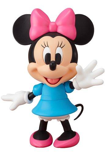 MICKEY MOUSE 넨드로이드 미니 마우스 (non스케일 ABS&PVC제 도장필 가동 피규어)- (2012-06-29)