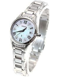 [ルキア]LUKIA 腕時計 LUKIA LUKIAYASE限定(ルキアヤセ限定) 綾瀬はるかプロデュース ダイヤ入り白蝶貝ダイヤル SSVW115 メンズ