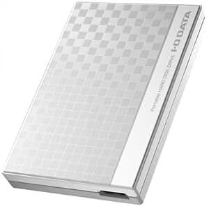 I-O DATA ポータブルハードディスク 1TB (USB3.0/2.0対応、バスパワー対応) EC-PHU3W1