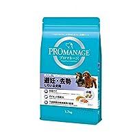 (まとめ買い)プロマネージ 成犬用 避妊・去勢している犬用 1.7kg ドッグフード 【×3】