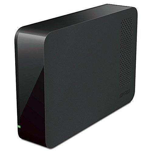 HD-NRLC3.0-B ブラック(据え置きHDD)