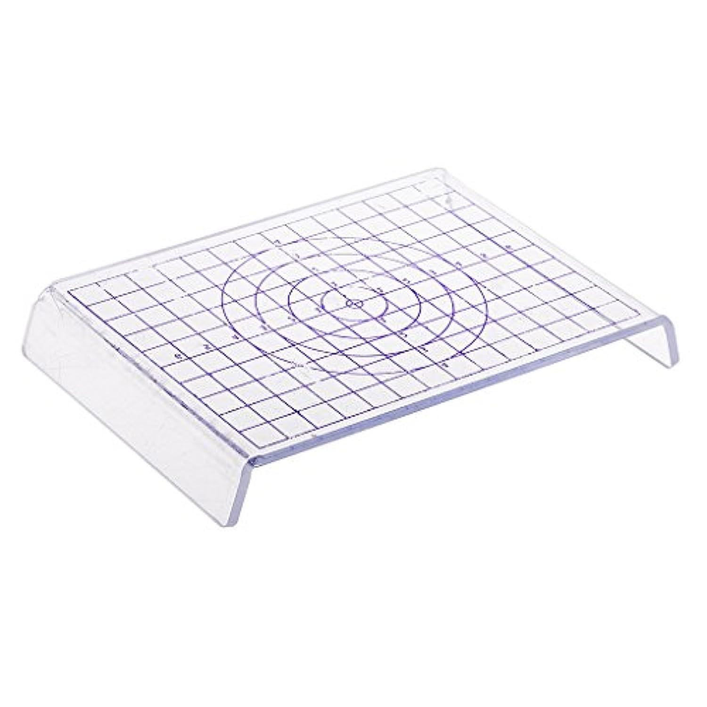 Prettyia 粘土陶器彫刻ツール 粘土陶器 彫刻ツール 耐久性 粘土プレス板 測定 U字型 透明性