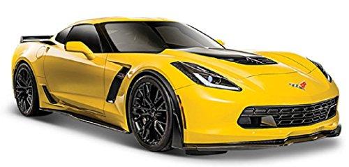 マイスト Maisto 1/24 2015 コルベット Corvette Z06 モデル Car ダイキャストカー アメ車 Diecast Model オフロード ミニカー [並行輸入品]