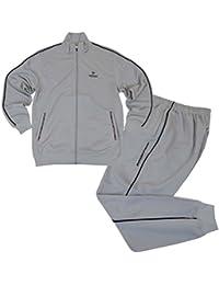 DUNLOP(ダンロップ) ジャージ上下 ホッピングパンツタイプ トレーニングスーツ メンズ 紳士 男性用 fo-32103