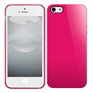 SwitchEasy NUDE for iPhone 5s/5 アマゾンプレアデスダイレクト限定品 Fuchsia