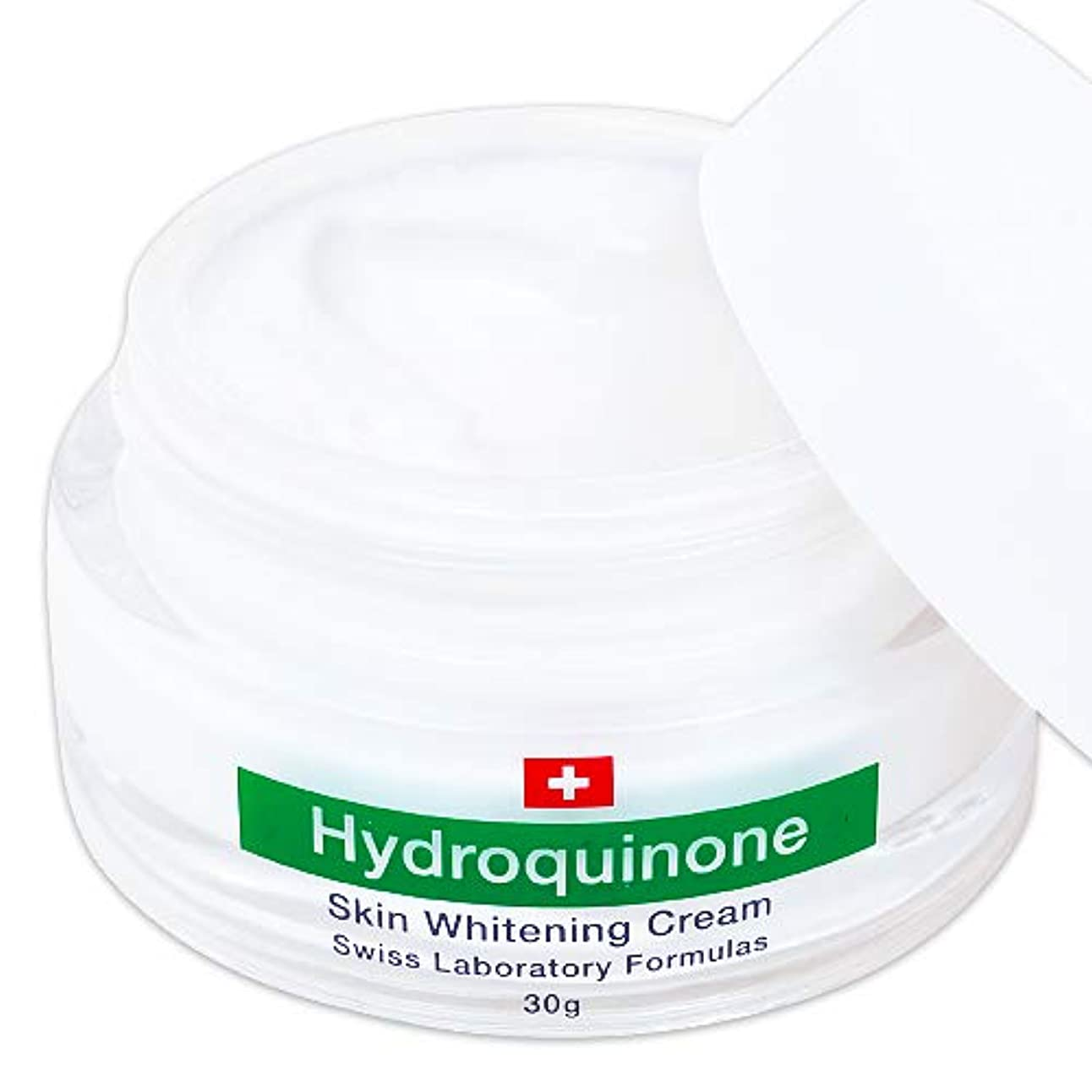 振り返るサバントシニススイス発 ハイドロキノン 3% 集中 美白 クリーム [並行輸入品]