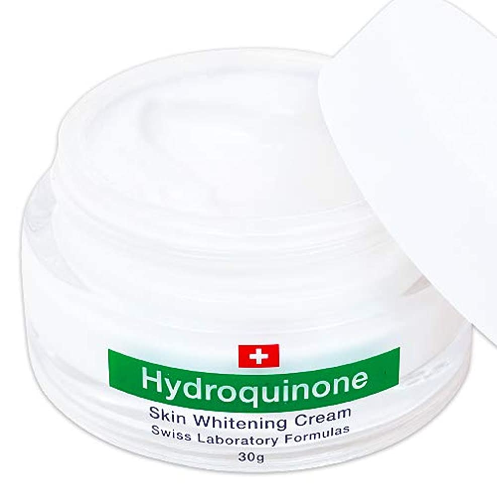 ベーリング海峡イタリアの便宜スイス発 ハイドロキノン 3% 集中 美白 クリーム [並行輸入品]
