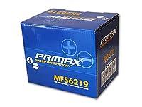 送料無料 即日発送 新品バッテリー PRIMAX MF 56219 62AH アルファロメオ アウディ BMW フィアット ベンツ オペル プジョー サーブ フォルクスワーゲン ボルボ
