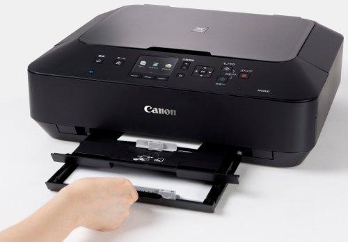 Canon インクジェット複合機 PIXUS MG6530 BK