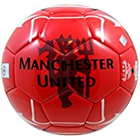 Manchester United FC Authentic Official Licenced Soccer Ball Size 4 -003
