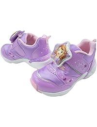 fe64a580a9b71 Amazon.co.jp  Disney(ディズニー) - 運動靴・スニーカー   ガールズ ...