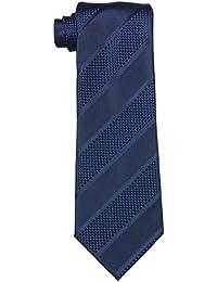 [ピーエスエフエー] シルク100% 8cm幅 ネクタイ M181180014 メンズ
