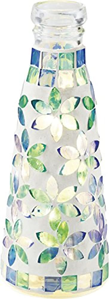 リボン手首スプレーニュートピア(Newtopia) アウトドア LEDライト ボトル型モザイクライト(BL) NTP2586