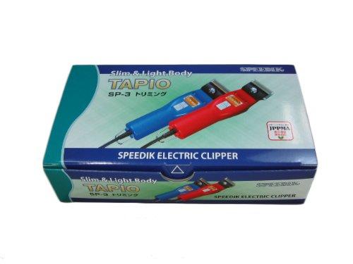 スピーディク クリッパー TAPIO レッド SP-3