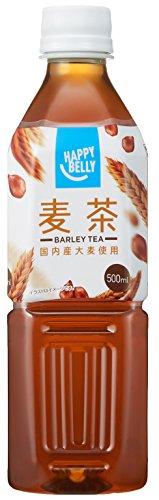 Happy Belly 麦茶 500ml×24本