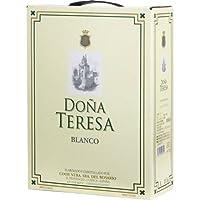 <白>ドーニャ・テレサ ブランコ バッグインボックス3,000ml ボックスワイン 箱ワイン BOXワイン