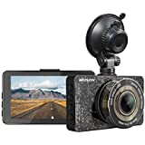 Dash Cam MUSON Car Dash Cam 1080P Full HD 3.2-inch Dashboard Camera, Super Night Version with 170° Wide Angle, Loop Recording, G-Sensor Protection Dash Camera for Car, WDR, Parking Guard Car Camera Recorder