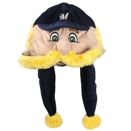 MLB Milwaukee Brewers Thematicマスコットダングルhat-ソーセージ# 1、Bratwurst