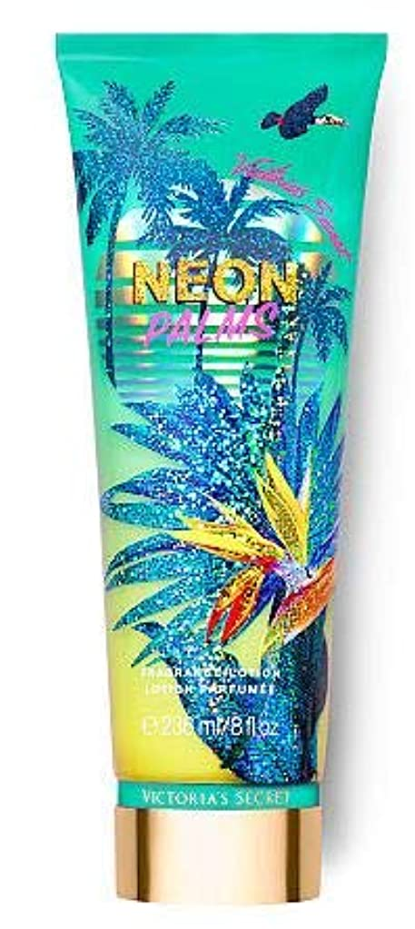約束するおかしい労苦Victoria's Secret(ヴィクトリアシークレット) Tropic Dreams Fragrance Lotions NEON PALMS [並行輸入品]