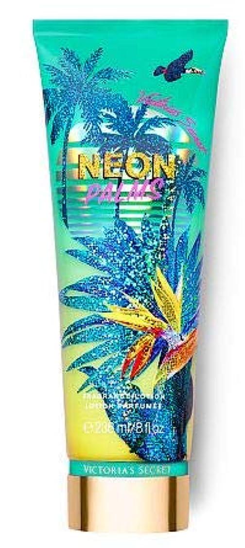 通知するビジター収まるVictoria's Secret(ヴィクトリアシークレット) Tropic Dreams Fragrance Lotions NEON PALMS [並行輸入品]