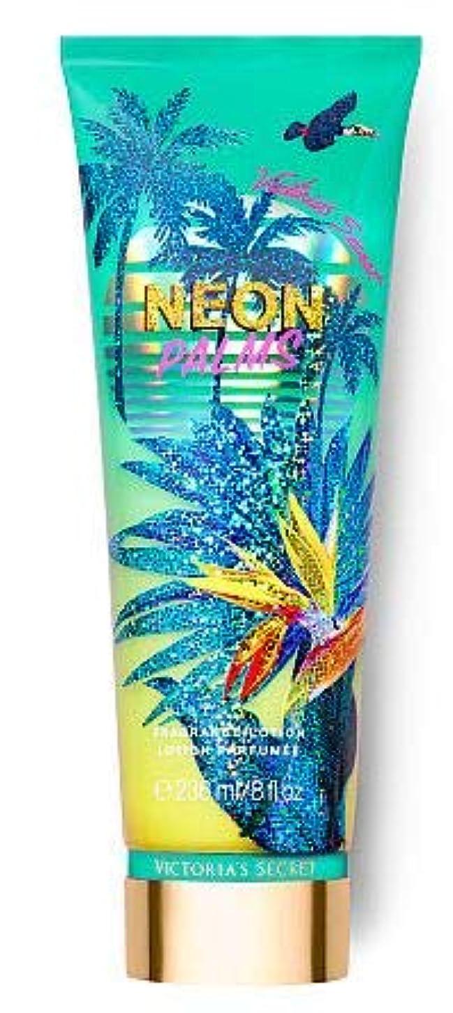 ズームインするテント平衡Victoria's Secret(ヴィクトリアシークレット) Tropic Dreams Fragrance Lotions NEON PALMS [並行輸入品]