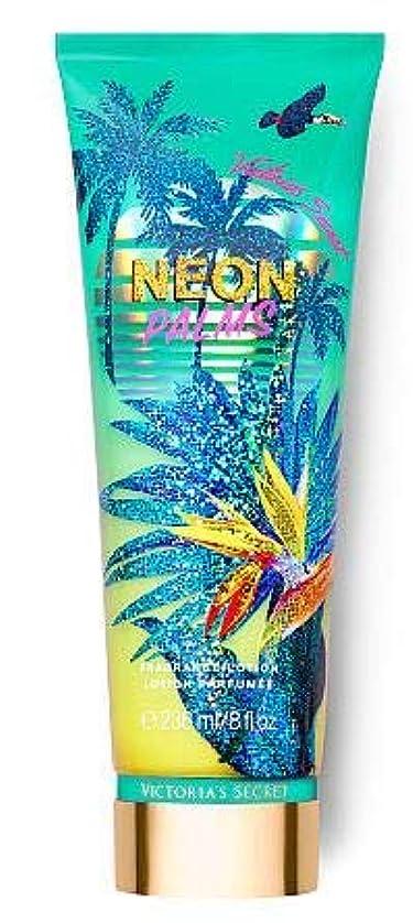 教義オプション厄介なVictoria's Secret(ヴィクトリアシークレット) Tropic Dreams Fragrance Lotions NEON PALMS [並行輸入品]