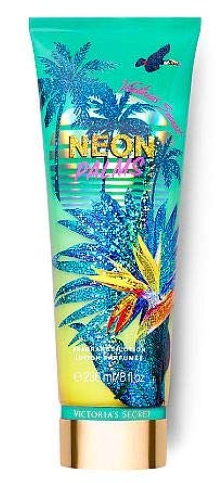 大使館裕福な驚いたVictoria's Secret(ヴィクトリアシークレット) Tropic Dreams Fragrance Lotions NEON PALMS [並行輸入品]