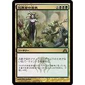 MTG [マジックザギャザリング] 花崗岩の凝視 [レア] [ドラゴンの迷路] 収録カード